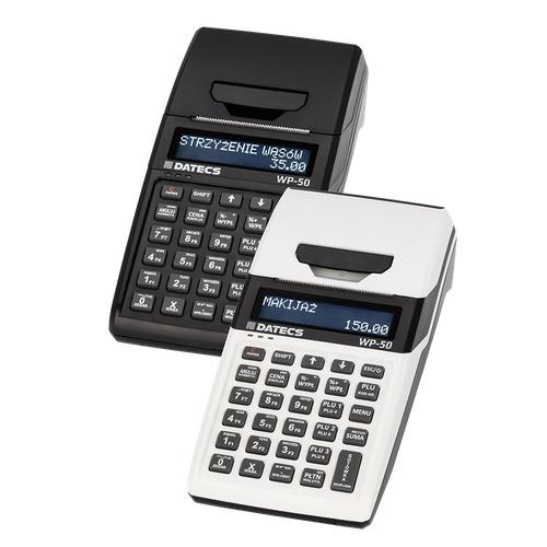 Kasa Datecs WP-50 GPRS Z KARTĄ SIM